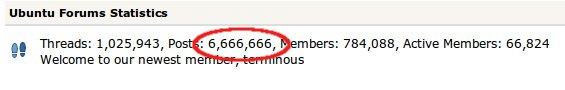 6666666posts1